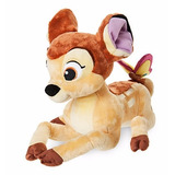 Peluche Ciervo Bambi, 35 Cm! Original Disney Store! Toyland!