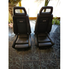 Asientos Recaro Golf Jetta Caribe Ford Dodge Chevrolet