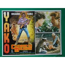 Eduardo Yañez Yako Cazador De Malditos Cartel De Cine