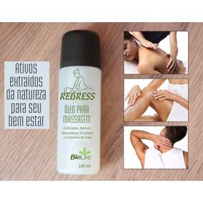 Óleo De Massagem Para Pernas, Costas E Corpo
