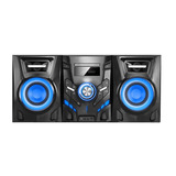 Minicomponente Midi Noblex Mx500bt Bluetooth 3000w