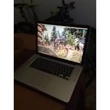 Mac Book Pro 15 Pulgadas 2009 Sin Golpes (remato)
