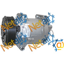 Compressor Delphi Cvc Renault Megane / Scenic 06 Original
