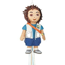 Juego Dora La Exploradora Diego Piñata Con Cuerda