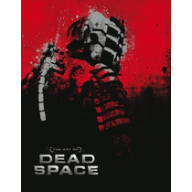 Libro De Arte The Art Of Dead Space Pasta Dura De Coleccion!