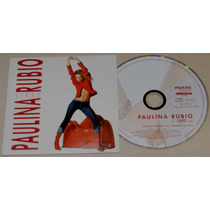 Paulina Rubio Cdsingle Libre 1 Tracks Ed. España