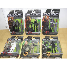 G.i. Joe Originales The Rise Of The Cobra Hasbro Guke Storn