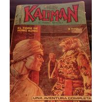 Libro Kalimán - El Tigre De Hong Kong Una Aventura Completa