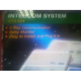 Intercomunicadores Para Bebe U Oficinas,intercom System