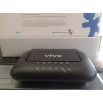 Modem Roteador Wi-fi E Adsl Para Vivo Speedy Mais Rápida