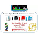 Guia Para Chipeo Virtual De Wii - Entrega Inmediata.
