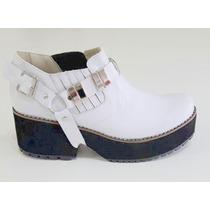 Botas Plataformas Numeros 40 Al 44 Zinderella Shoes