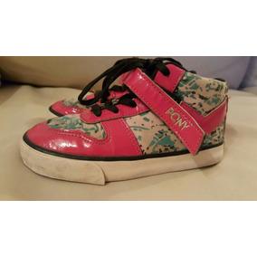 Zapatillas Pony Botitas T27 Niña Divinas!!!