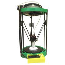 Impressora 3d Pdelta Montada C/nivelamento Automatico