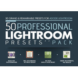 50 Professional Premium Lightroom Presets Adobe