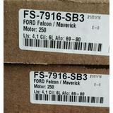 Juego Empacadura Ford 250 6cil 69-80 Fraco Fs-7916-sb3