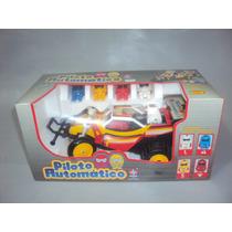 Brinquedo Antigo, Raro Piloto Automático Da Estrela Sem Uso