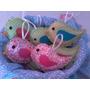 Souvenirs Pájaritos Nacimiento- Babyshower-cumples