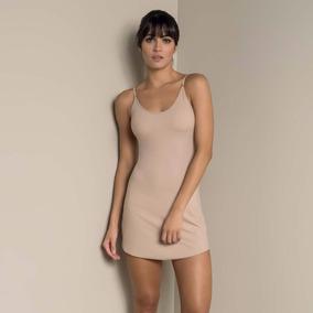 Vestido Alcinha Modeladora Segunda Pele Super Oferta Top