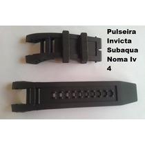 Pulseira Relógio Invicta Subaqua Noma Iv 4 6564 16144 6583