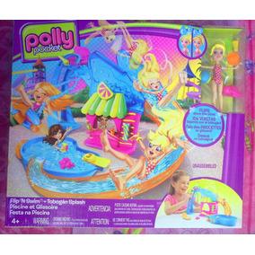 juegos de piscina con polly
