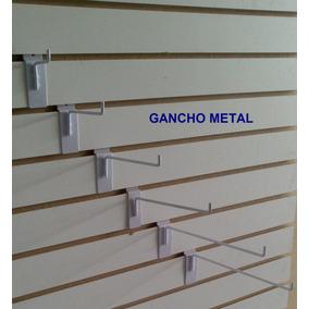 Gancho Blister Para Panel Ranurado Exhibipanel