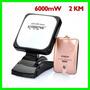 Adaptador Red Usb Wifi Kasens 990wg 6000mw 60dbi 25 Km