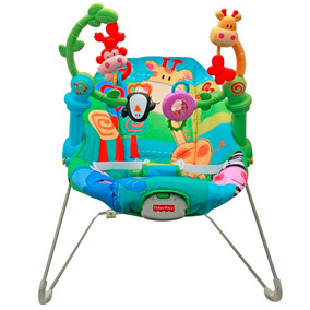 Cadeira De Descanso Brinca E Descobre Zoo - Fisher Price