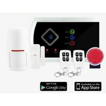 Sistema De Alarma Gsm Inalambrica Para Casa,local Y Oficinas