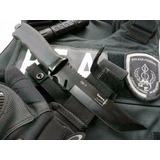 Cuchillo Yarara - Ge 1 - Grupo Tactico Antisecuestro - Pfa