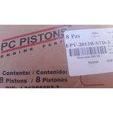 Pistones Para Chevrolet 305 Medida Estandar Std