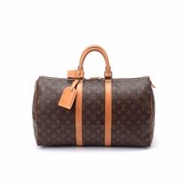 Louis Vuitton Autentico Bolso Keepall 45 Made In France