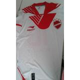 Camisa Vila Nova Cambuci/penalty Num 10 Oficial Goias