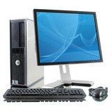 Computadora Completa+impresora Nueva +lcd 19+wifi
