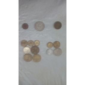 Lote De 14 Monedas De Sudamérica Y Centroamérica