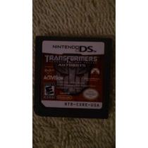 Transformers Revenge Of The Fallet Autobots Nintendo Sdi