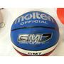 Balon Molten Basquetball Gm7 Caucho Toque Suave Numero 7