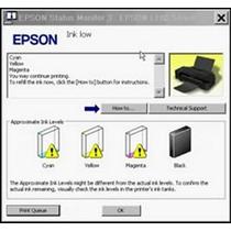 Gerador De Códigos Tintas Epson L800 E L200 + Frete Grátis