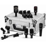 Audix Dp5a Set De 5 Microfonos Dinámicos Para Bateria