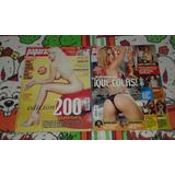 Revistas Gente Caras Y Paparazzi. Cada Una $60