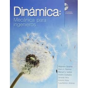 Libro Dinámica Mecanica Para Ingenieros C/cd Ed Patria