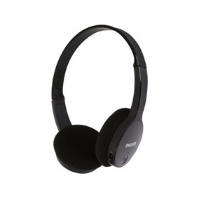Fone De Ouvido Headset Philips Shb4100 / Shb4000 Preto