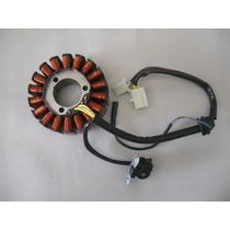 Estator Magneto Cb 300 R Completo C/bobina De Pulso