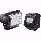 Filmadora Sony Action Can Fdr-x3000 4k Com Controle Remoto