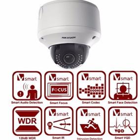 Hikvision Domo Ip 3mp Vídeo Análisis Wdr Detección Rostros