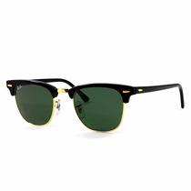 Óculos De Sol Rayban Clubmaster Rb3016 W0365