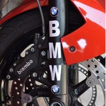 Adesivo Tuning Refletivo + Logo Bengala Moto Bmw F 800 R Gs