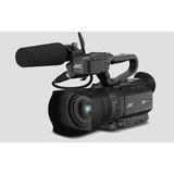 Videocamara Jvc Gy-hm170ua 4k + Microfono De Regalo
