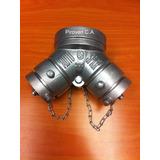 Siamesa (conexion Bomberos) Valvula 4 X 2½ Aluminio