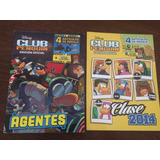 2 Revistas Club Penguin Disney